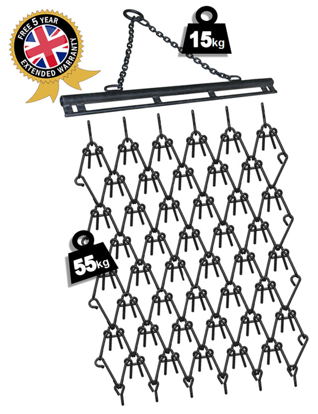 Buy chain harrows online with free UK delivery